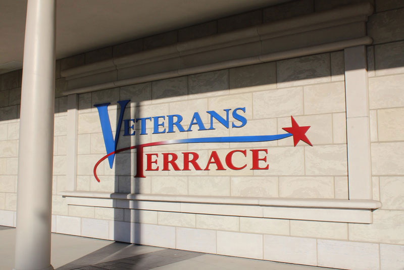 Veterans Terrace